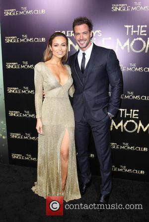 Zulay Henao and William Levy - World Premiere of Tyler Perry's 'The Single Moms Club' at ArcLight Hollywood - Arrivals...