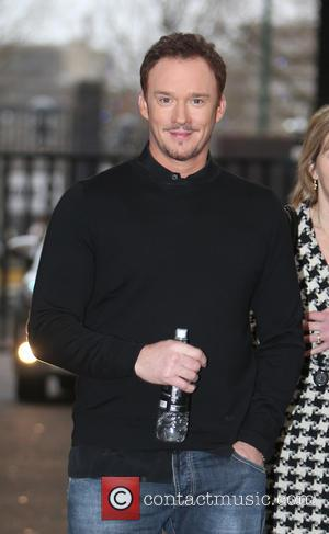 Russell Watson - Russell Watson outside ITV Studios - London, United Kingdom - Tuesday 11th March 2014