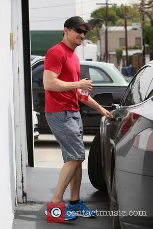 Jeremy Renner - Jeremy Renner seen leaving a gym in West Hollywood. - Los Angeles, California, United States - Tuesday...