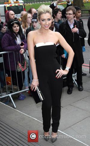 Gemma Merna - The TRIC Awards 2014 at the Grosvenor House Hotel, Park Lane, London - London, United Kingdom -...