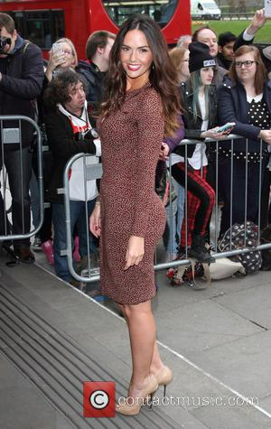 Jennifer Metcalfe - The TRIC Awards 2014 at the Grosvenor House Hotel, Park Lane, London - London, United Kingdom -...