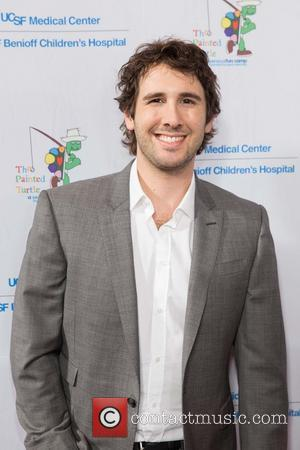 Josh Groban - Benefit for Painted Turtle: A Starry Evening of Music Comedy, and Surprises - San Francisco, California, United...