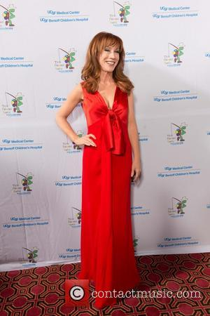 Kathy Griffin - Benefit for Painted Turtle: A Starry Evening of Music Comedy, and Surprises - San Francisco, California, United...