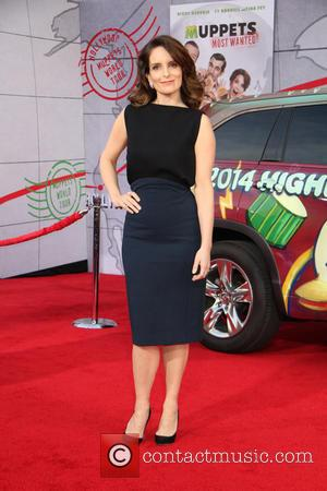 Tina Fey - Los Angeles Premiere of 'Muppets Most Wanted' - Arrivals - Los Angeles, California, United States - Tuesday...