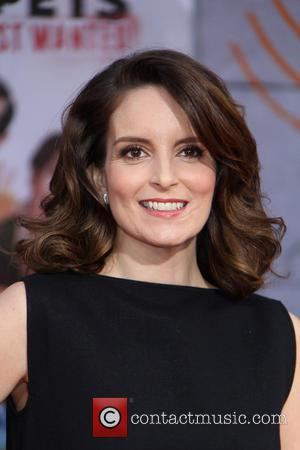 Tina Fey - Muppets Most Wanted