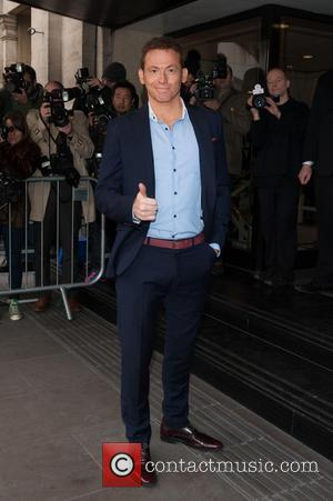 Joe Swash - The 2014 Tric Awards held at The Grosvenor House - Arrivals. - London, United Kingdom - Tuesday...