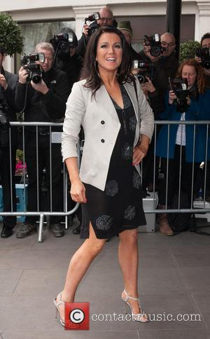 Susanna Reid - The 2014 Tric Awards held at The Grosvenor House - Arrivals. - London, United Kingdom - Tuesday...