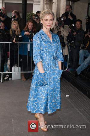 Emilia Fox - The 2014 Tric Awards held at The Grosvenor House - Arrivals. - London, United Kingdom - Tuesday...