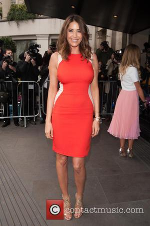 Lisa Snowdon - The 2014 Tric Awards held at The Grosvenor House - Arrivals. - London, United Kingdom - Tuesday...