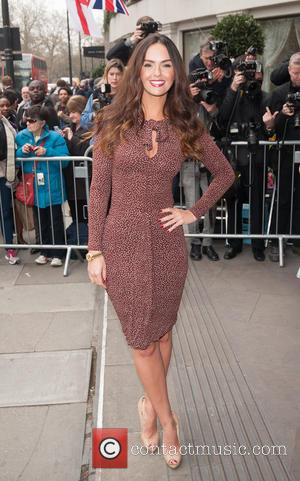 Jennifer Metcalfe - The 2014 Tric Awards held at The Grosvenor House - Arrivals. - London, United Kingdom - Tuesday...