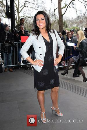 Susanna Reid - The Tric Awards 2014 held at the Grosvenor House Hotel - Arrivals - London, United Kingdom -...
