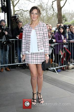 Francesca Newman-Young - The Tric Awards 2014 held at the Grosvenor House Hotel - Arrivals - London, United Kingdom -...
