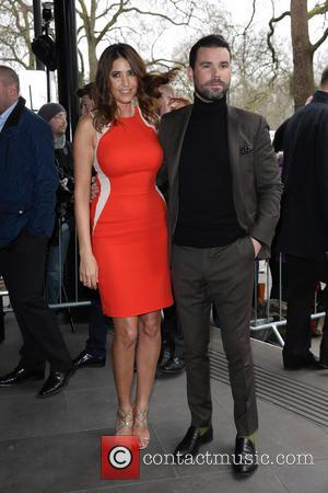 Lisa Snowdon and Dave Berry - The Tric Awards 2014 held at the Grosvenor House Hotel - Arrivals - London,...