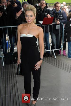 Gemma Merna - The Tric Awards 2014 held at the Grosvenor House Hotel - Arrivals - London, United Kingdom -...