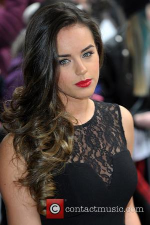 Georgia May Foote - The Tric Awards 2014 held at the Grosvenor House Hotel - Arrivals - London, United Kingdom...