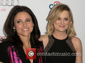 Julia Louis-Dreyfus and Amy Poehler - Celebrities attend The Television Academy's 23rd Annual Hall of Fame event at The Beverly...