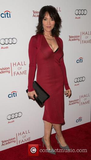 Katey Sagal - Celebrities attend The Television Academy's 23rd Annual Hall of Fame event at The Beverly Wilshire Hotel in...