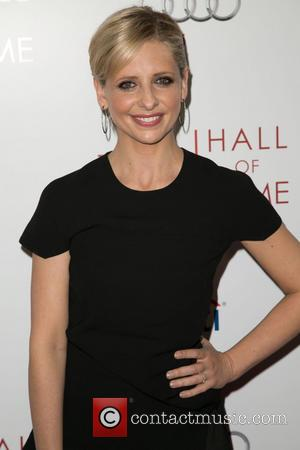 Sarah Michelle Gellar - Celebrities attend The Television Academy's 23rd Annual Hall of Fame event at The Beverly Wilshire Hotel...