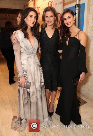 Jodie Synder Morell, Danielle Snyder and Natalie Morales
