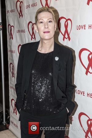 Justin Vivian Bond - 2014 Love Heals Gala Dinner held at the Four Seasons Resturant - Arrivals - New York...