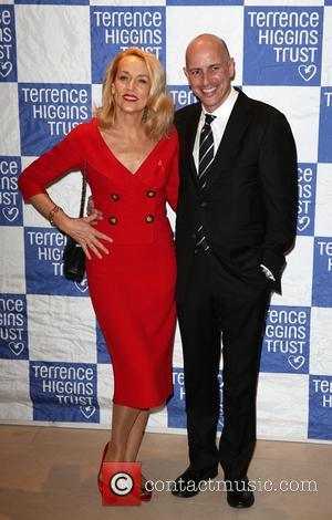 Jerry Hall - Terrence Higgins Trust's The Auction