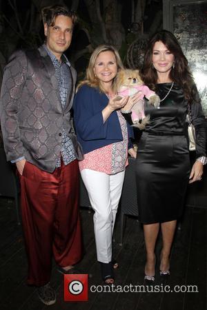Cameron Silver, Dr. Robin Ganzert and Lisa Vanderpump - American Humane Association Celebrates with Lisa Vanderpump - West Hollywood, California,...