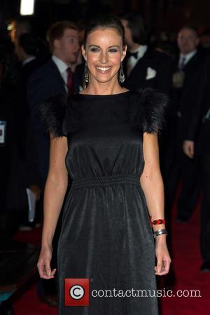 Charlie Webster - The 2014 British Academy Games Awards at Tobacco Dock - Arrivals - London, United Kingdom - Wednesday...