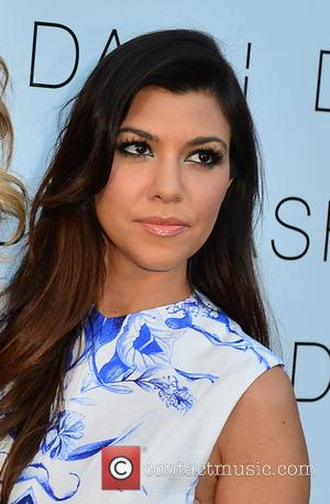 Kourtney Kardashian - The Kardashian Family Grand Opening of DASH...