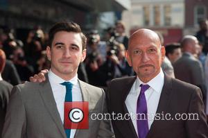 Sir Ben Kingsley and Guest
