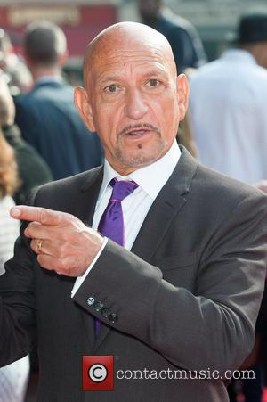 Sir Ben Kingsley - The Prince's Trust & Samsung Celebrate Success Awards held at the Odeon Leicester Square - Arrivals. -...