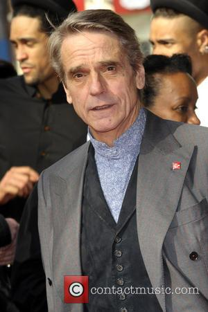 Odeon Leicester Square, Jeremy Irons