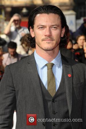 Luke Evans - The Prince's Trust & Samsung Celebrate Success Awards held at the Odeon Leicester Square - Arrivals - London,...