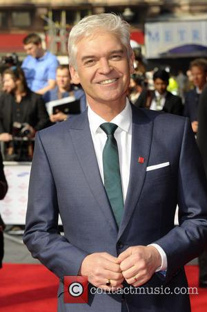 Phillip Schofield - The Prince's Trust & Samsung Celebrate Success Awardsheld at the Odeon Leicester Square - Arrivals - London,...