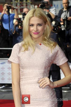 Pixie Lott Performs For Friends Of Tragic Schoolboy