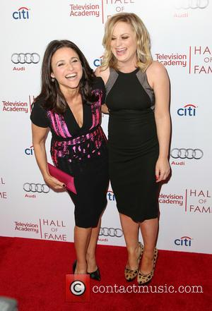 Amy Poehler and Julia Louis-dreyfus