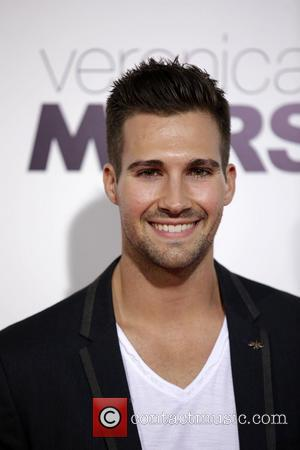 James Maslow - Celebrities attend Los Angeles premiere of 'Veronica Mars' at TCL Chinese Theatre in Hollywood. - Los Angeles,...