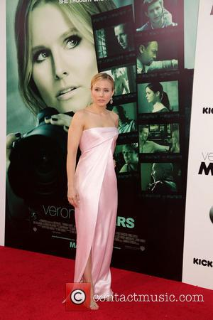 Kristen Bell - Celebrities attend Los Angeles premiere of 'Veronica Mars' at TCL Chinese Theatre in Hollywood. - Los Angeles,...