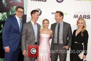 Rob Thomas, Jason Dohring, Kristen Bell, Ryan Hansen and Amanda Noret