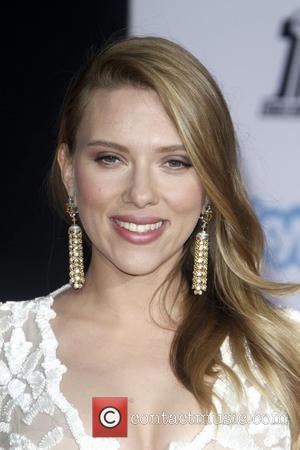 Scarlett Johansson - Film Premiere America The Winter Soldier - Los Angeles, California, United States - Thursday 13th March 2014