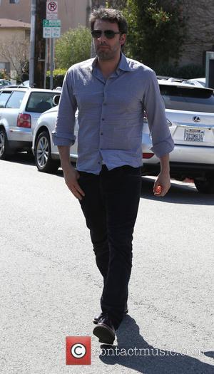 Ben Affleck - Ben Affleck and Jennifer Garner meet up for lunch with friends at the Tavern - Brentwood, California,...