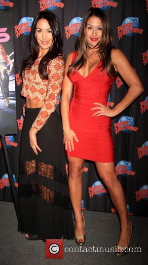 Brie Bella and Nikki Bella