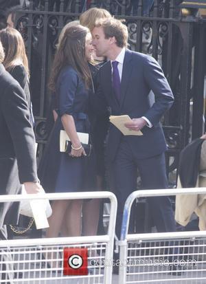 Pippa Middleton and Ben Fogal