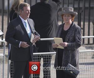 Terry Wogan and Lady Helen Wogan