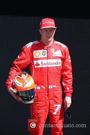 Kimi Räikkönen and (RAIKKONEN) - F1 - Formula One Grand Prix Australia - Albert Park - Photocall and arrivals -...