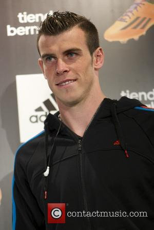 Gareth Bale - Gareth Bale attends a photocall for the launch of his new signature Adidas Predator football boots at...