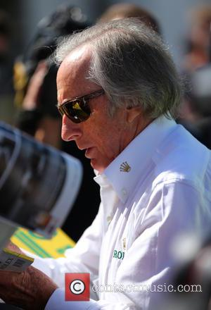 Jackie Stewart - 2014 Formula 1 Australian Grand Prix held at Albert Park - Melbourne, Australia - Thursday 13th March...