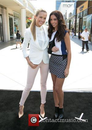 Petra Nemcova and Terri Seymour