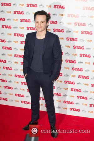 Andrew Scott - The gala screening of 'The Stag' held at the Vue West End, Leicester Square - Arrivals -...
