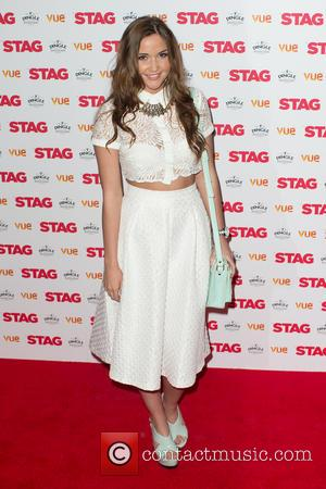 Jacqueline Jossa - The gala screening of 'The Stag' held at the Vue West End, Leicester Square - Arrivals -...