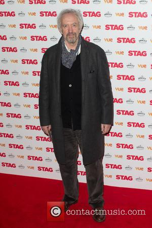 Jonathan Pryce - The gala screening of 'The Stag' held at the Vue West End, Leicester Square - Arrivals -...